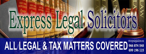 EXPRESS LEGAL SOLICITORS